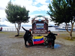CicloExpedicionistas-Ushuaia
